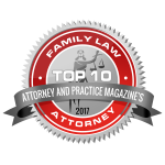 David P. Badanes - Attorney & Practice Magazine's Top 10 Family Law Attorney